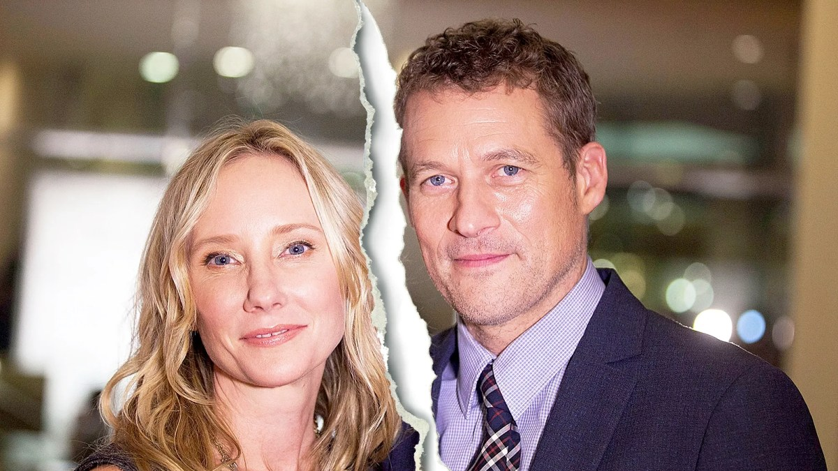 Anne Heche and James Tupper Split After 10 Years Together