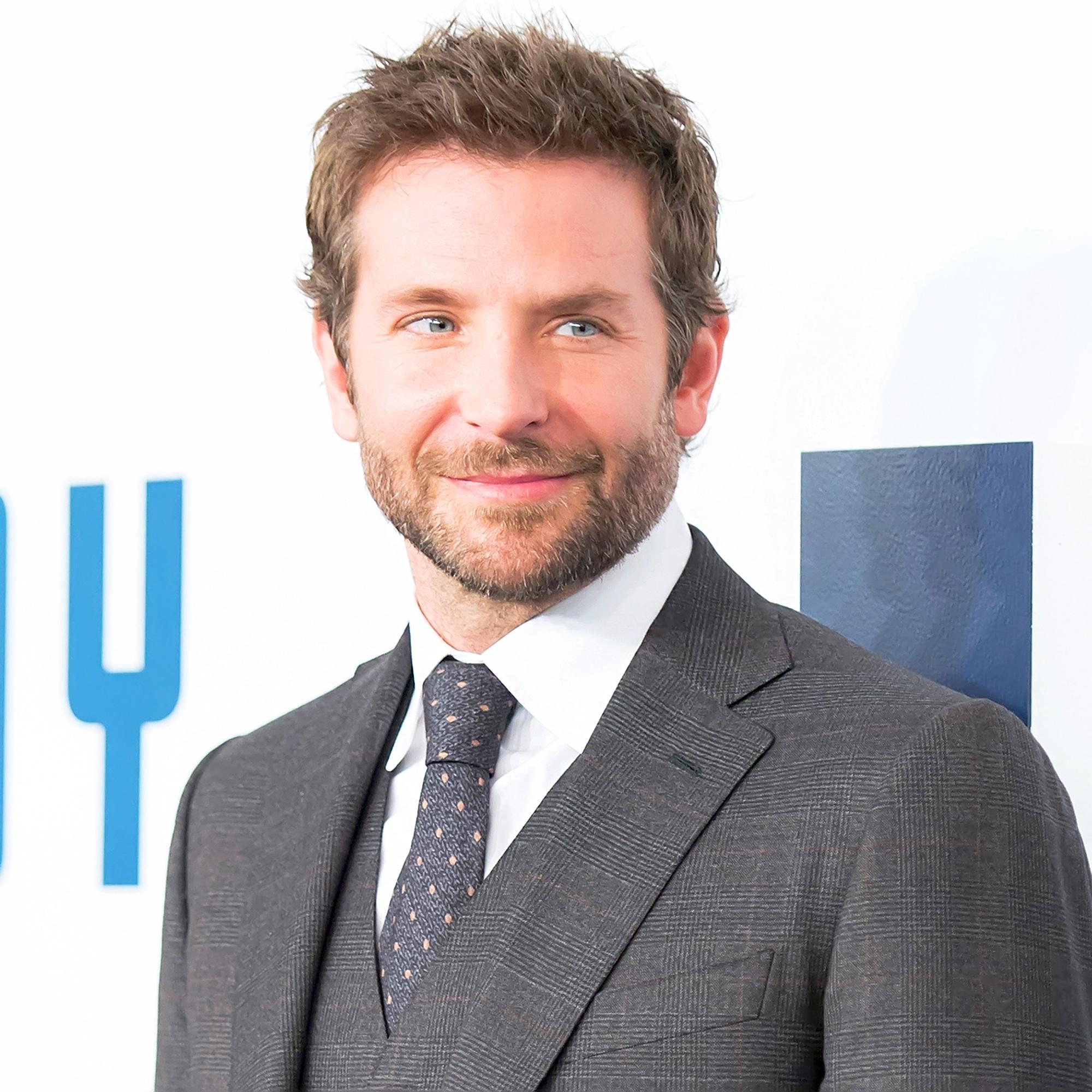 Bradley Cooper attends the 'Joy' New York premiere at Ziegfeld Theater in New York City.