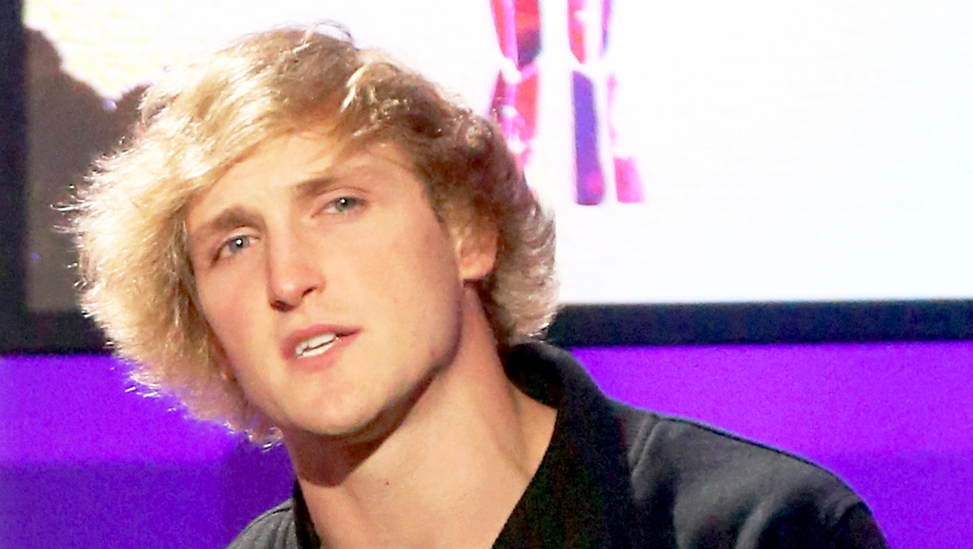 Logan Paul onstage during the 6th annual Streamy Awards at The Beverly Hilton Hotel on in Beverly Hills, California.