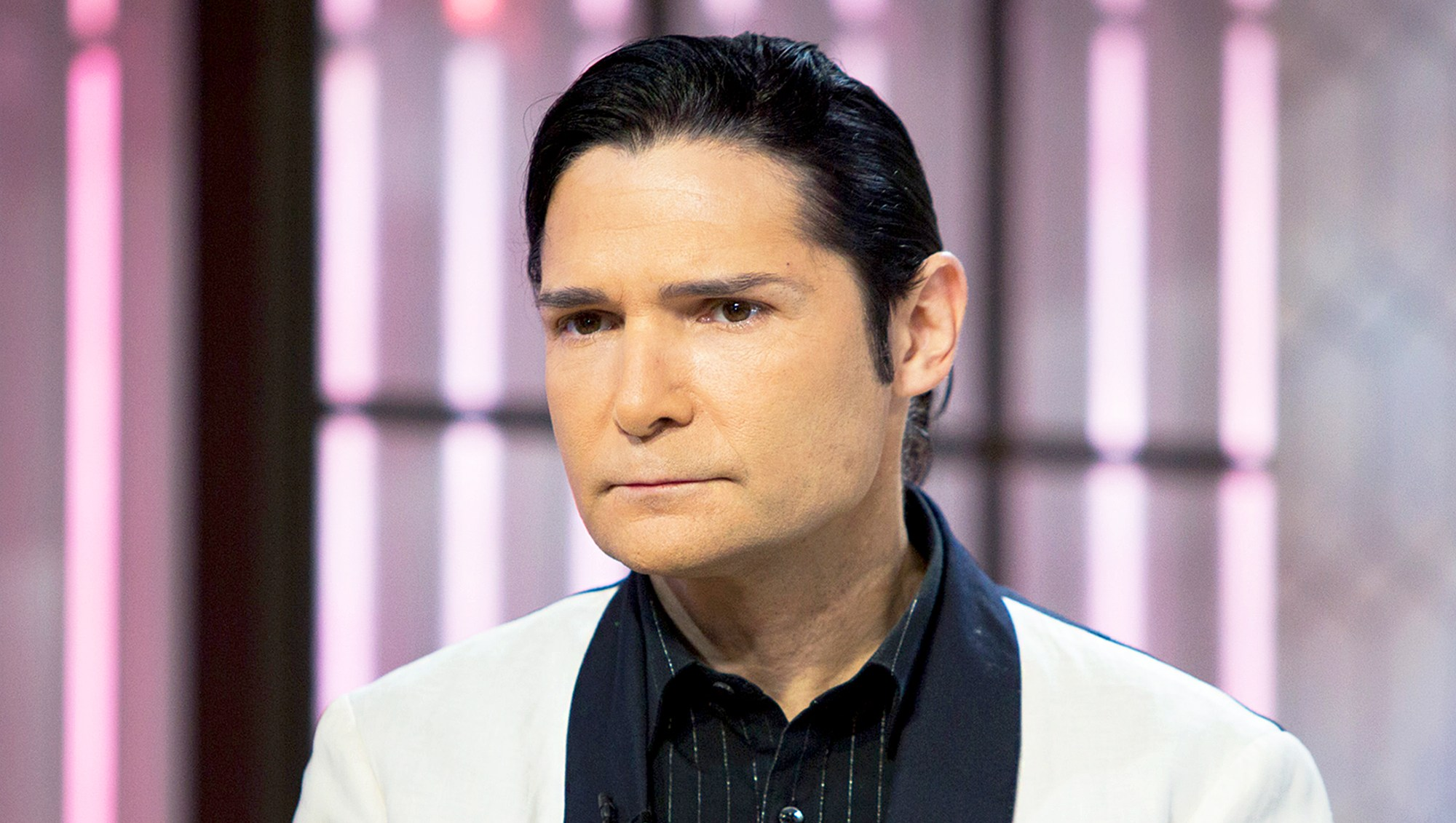 Corey Feldman on 'Today' show