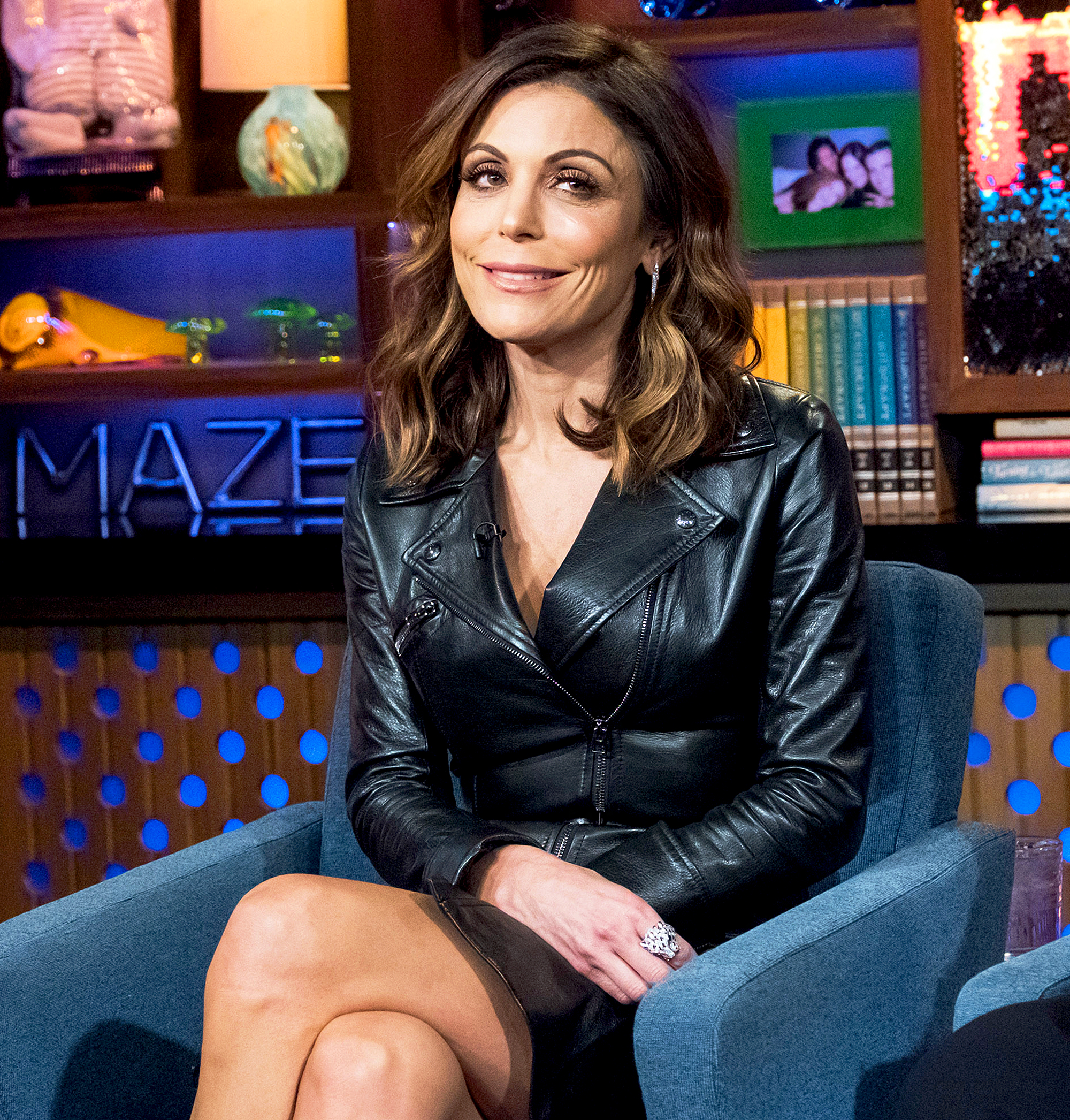 Bethenny Frankel on 'Watch What Happens Live with Andy Cohen