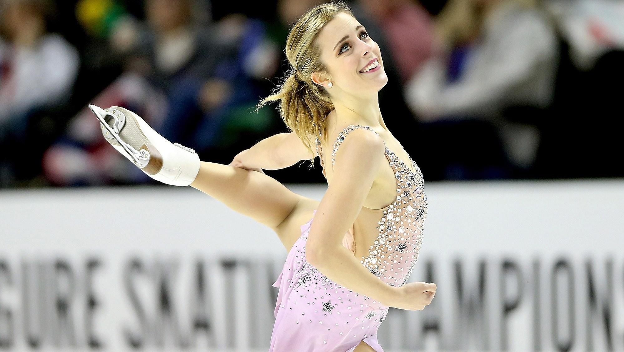 Ashley Wagner, Fourth Place, U.S. Figure Skating Nationals, Mirai Nagasu, Bradie Tennell, Karen Chen
