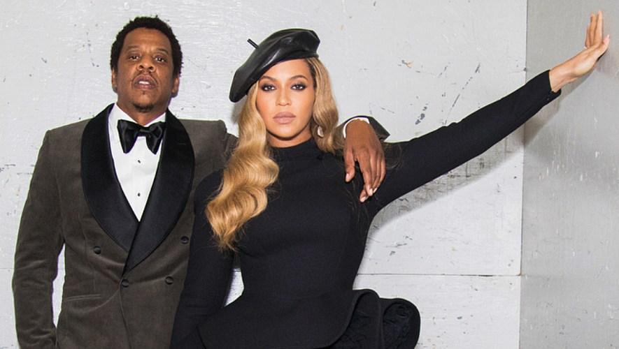 Jay Z Beyonce Grammys 2018