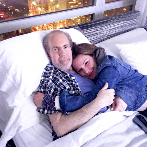 Jill Zarin mourns husband Bobby's death: