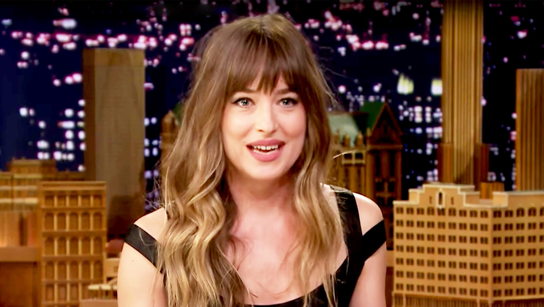 Dakota Johnson on 'The Tonight Show starring Jimmy Fallon'