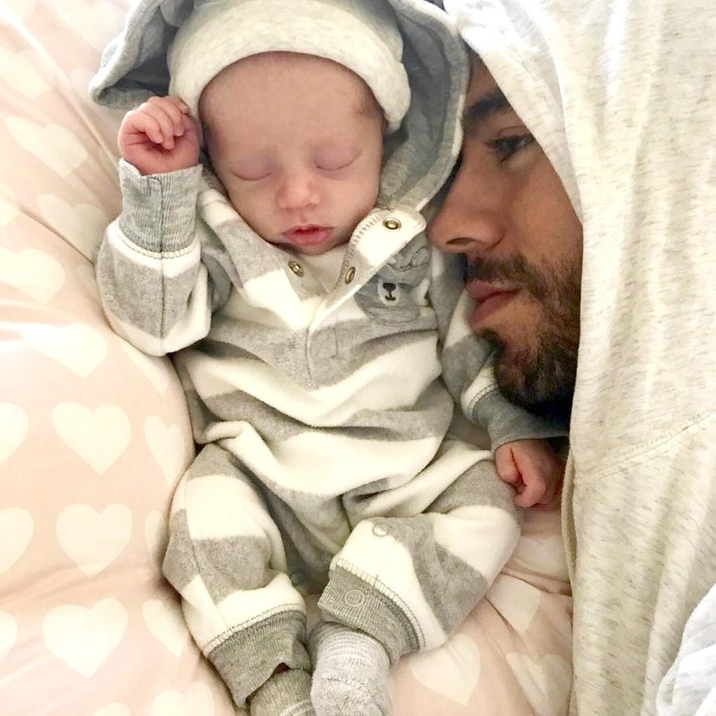 Enrique Iglesias baby