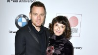 Ewan McGregor Eve Mavrakis file for divorce