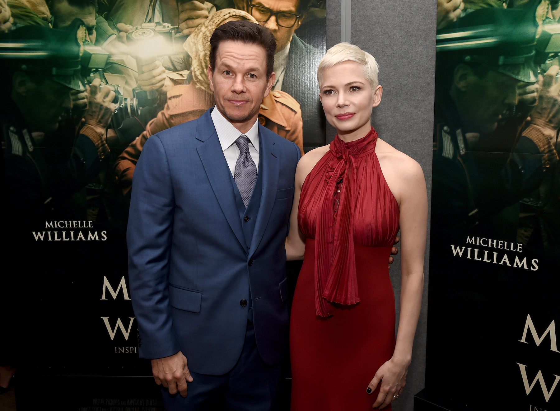 Mark Wahlberg Reportedly Made 100 Times More Than Michelle Williams on All the Money Reshoots