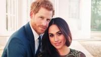 Meghan Markle Prince Harry Engagment