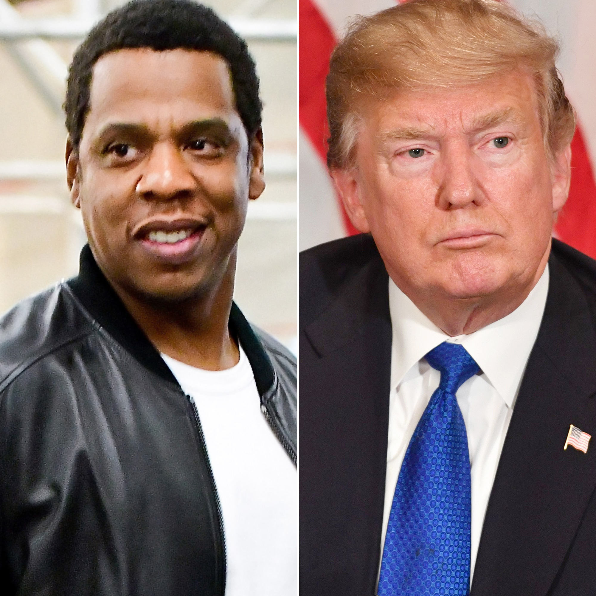 Trump takes aim at Jay-Z on jobless rate for black Americans