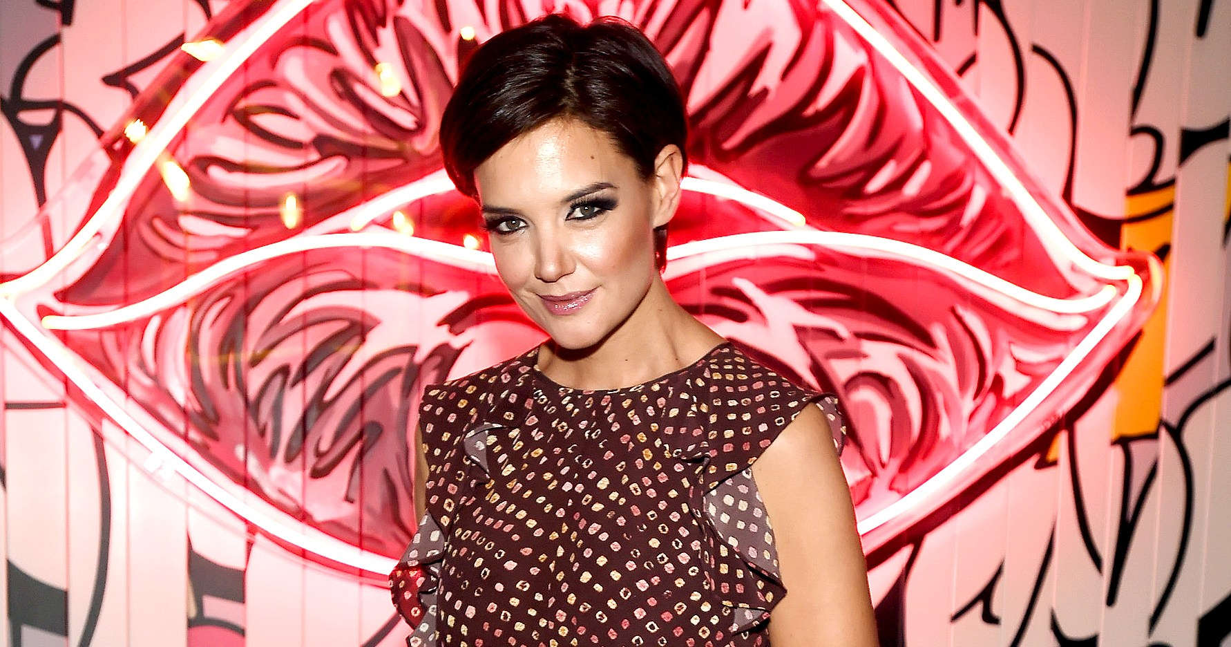Katie Holmes Looks Back on 'Dawson's Creek' in Honor of 20th Anniversary