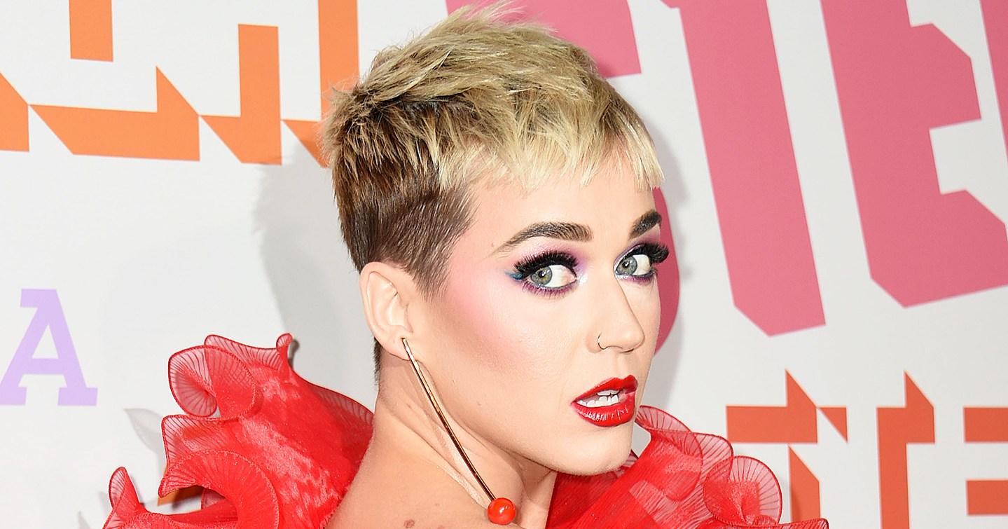 Katy Perry Shoots Down Plastic Surgery Rumors