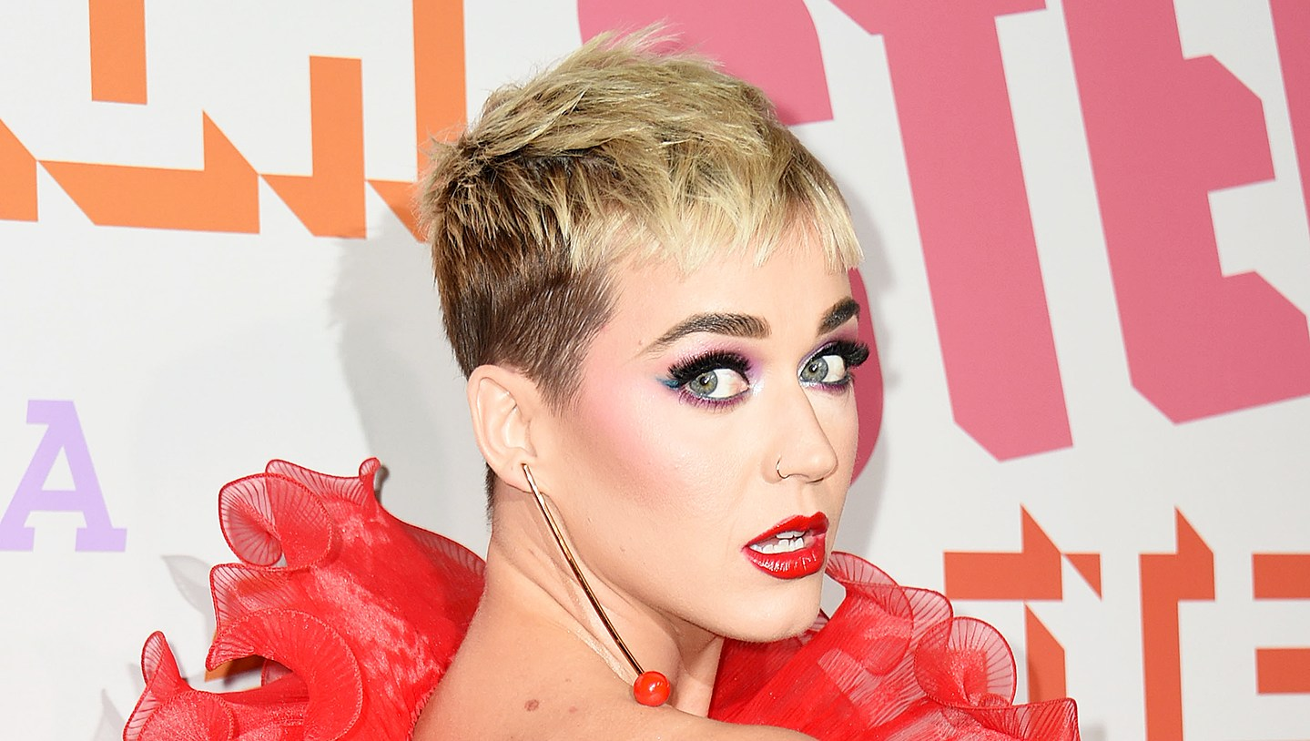 Katy Perry Shoots Down Plastic Surgery Rumors
