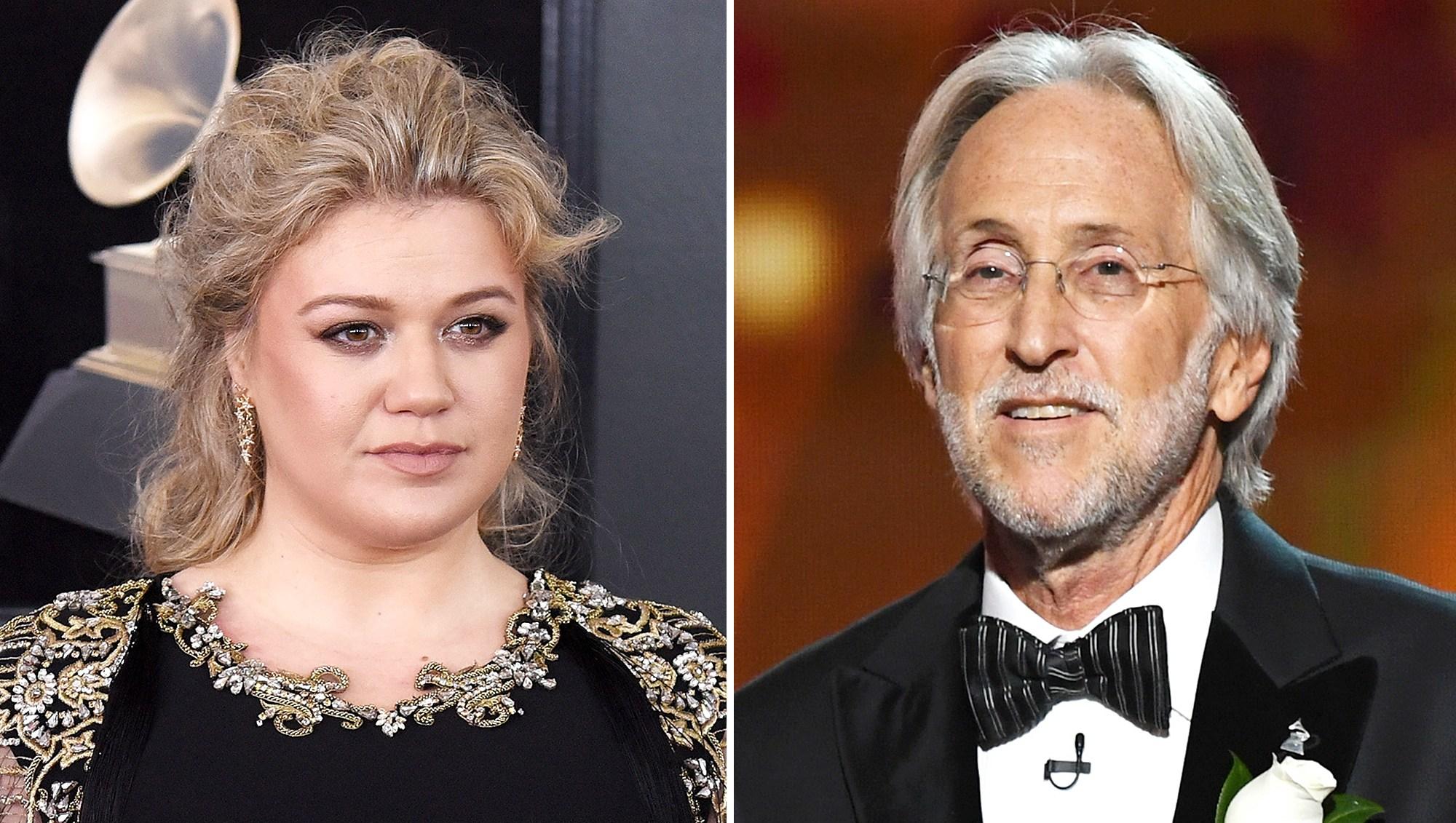 Kelly Clarkson Slams Grammys President Neil Portnow