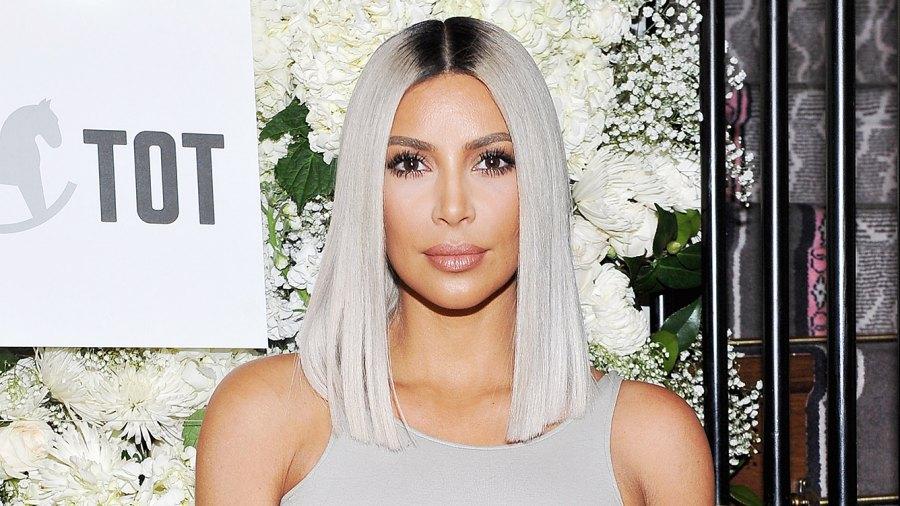 Kim Kardashian Shares Update on Saint