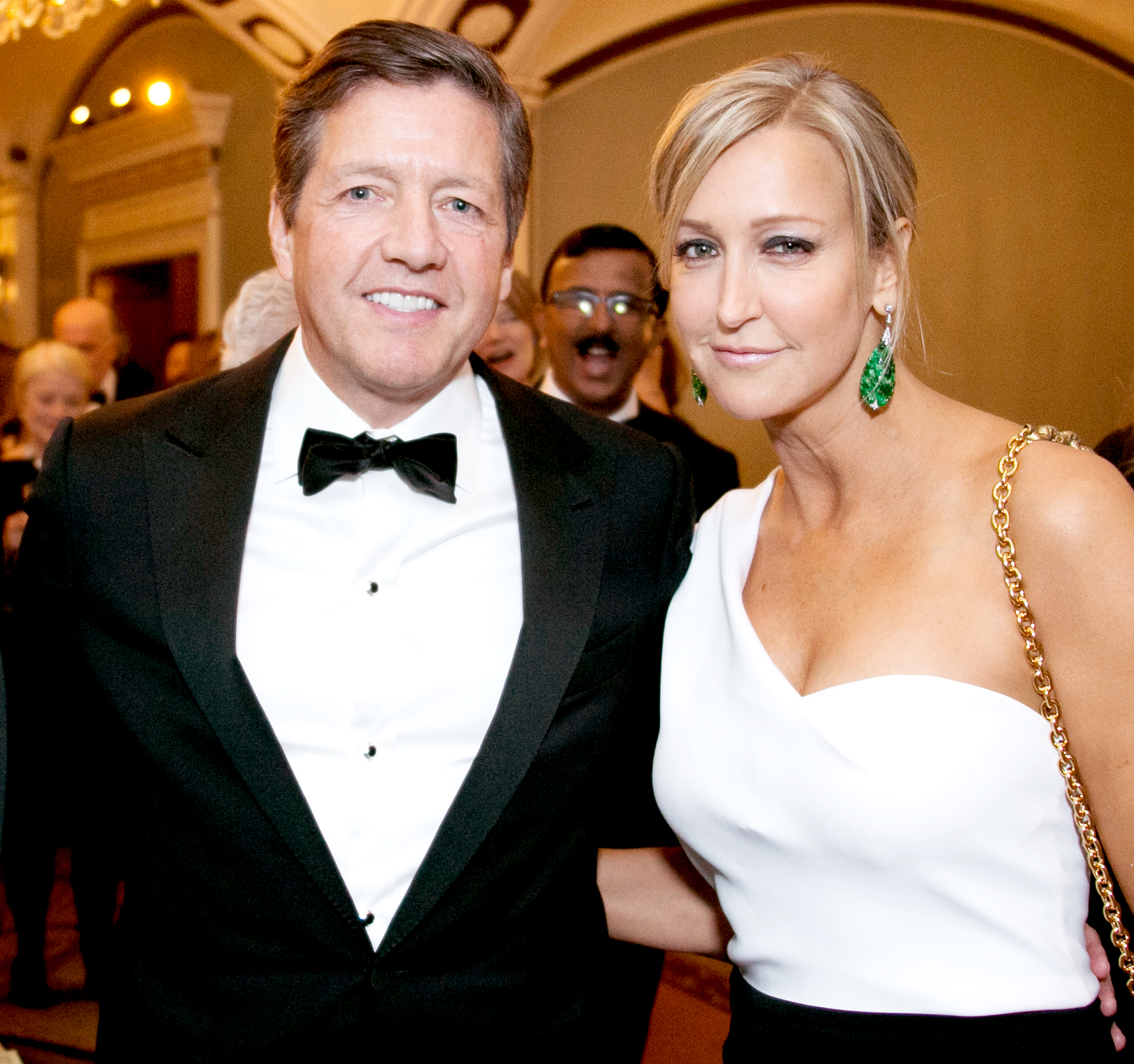 'Good Morning America' Host Lara Spencer is Engaged to Entrepreneur Rick McVey