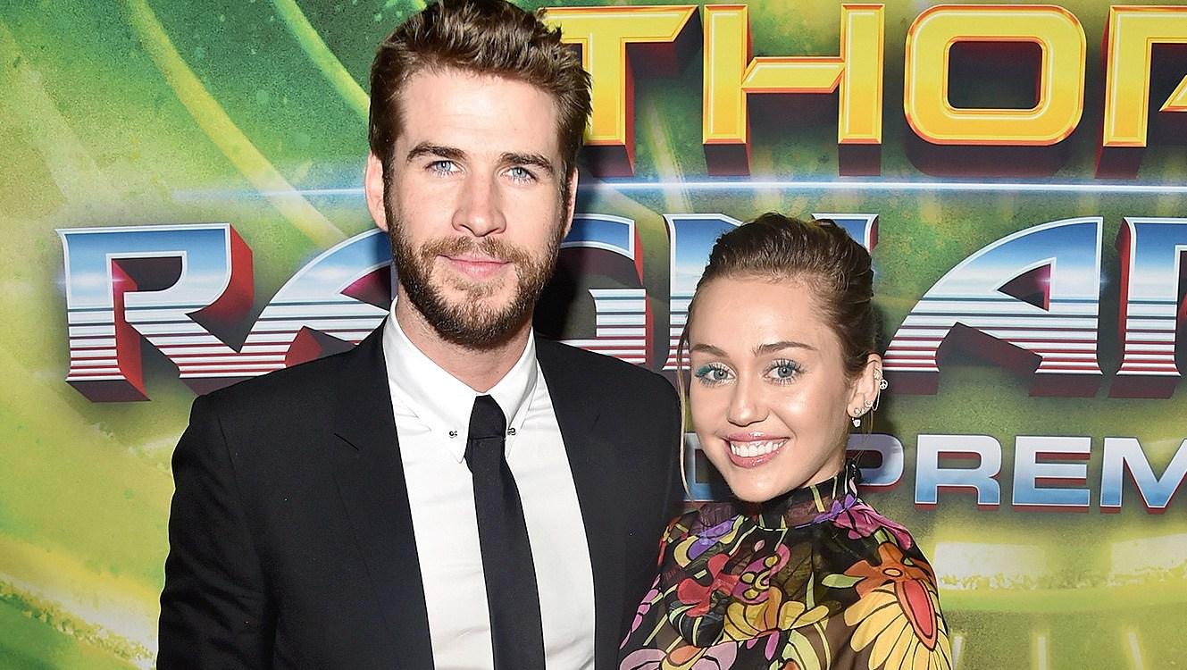 Liam Hemsworth, Miley Cyrus, Birthday, Instagram