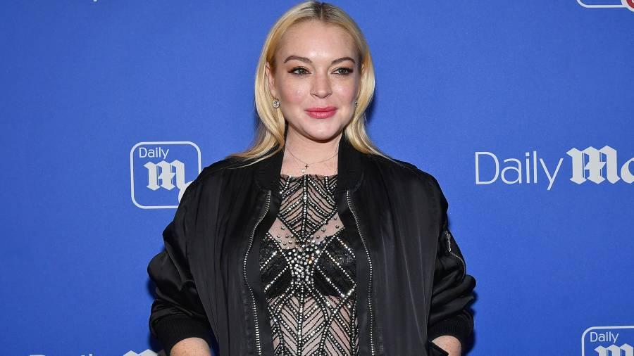Lindsay Lohan, Comeback