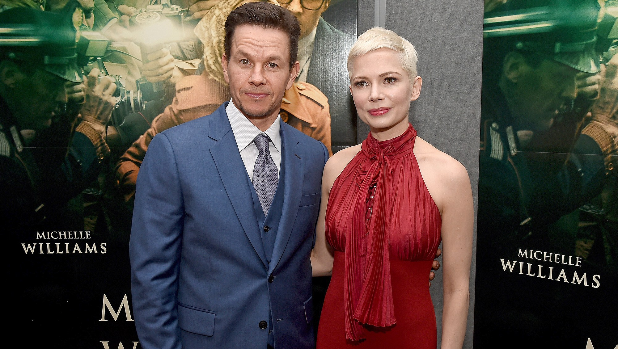 Mark Wahlberg, Michelle Williams, Time's Up, All the Money in the World, Reshoot