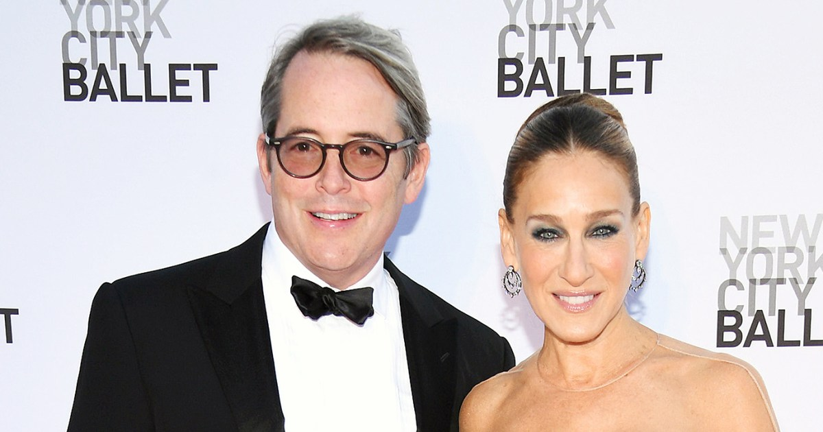 Sarah Jessica Parker: Time Apart From Matthew Broderick Is ...