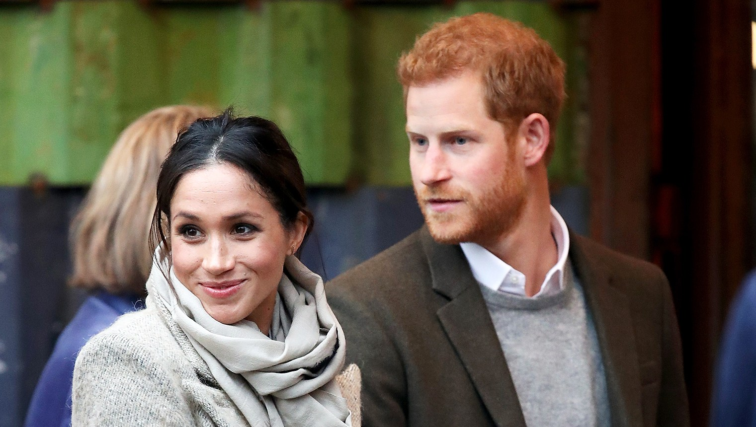 Meghan Markle Prince Harry wedding invites