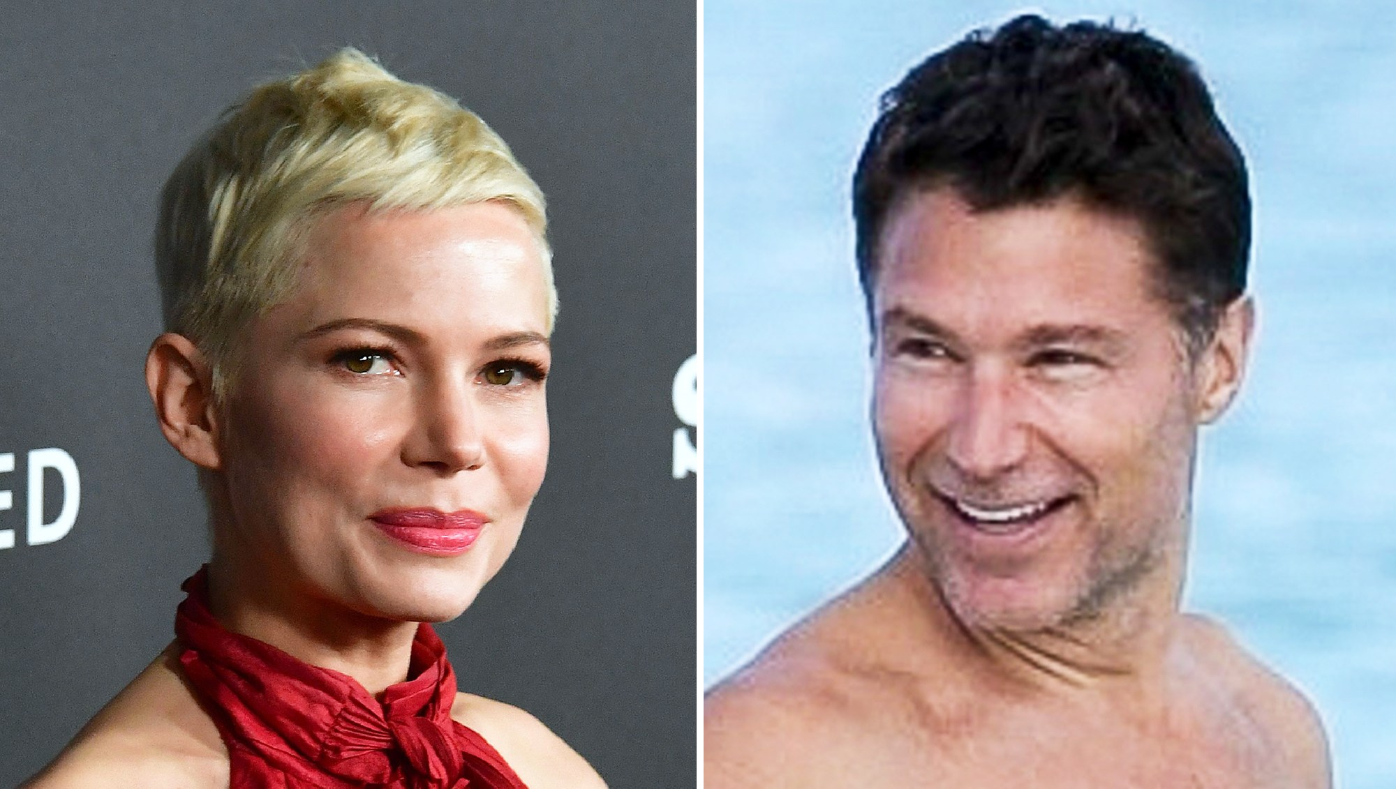 Michelle Williams marrying Andrew Youmans