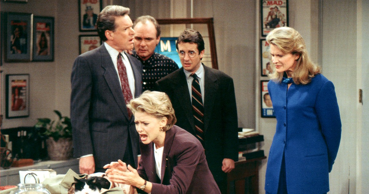 Murphy Brown Returning To Tv With Candice Bergen-3062