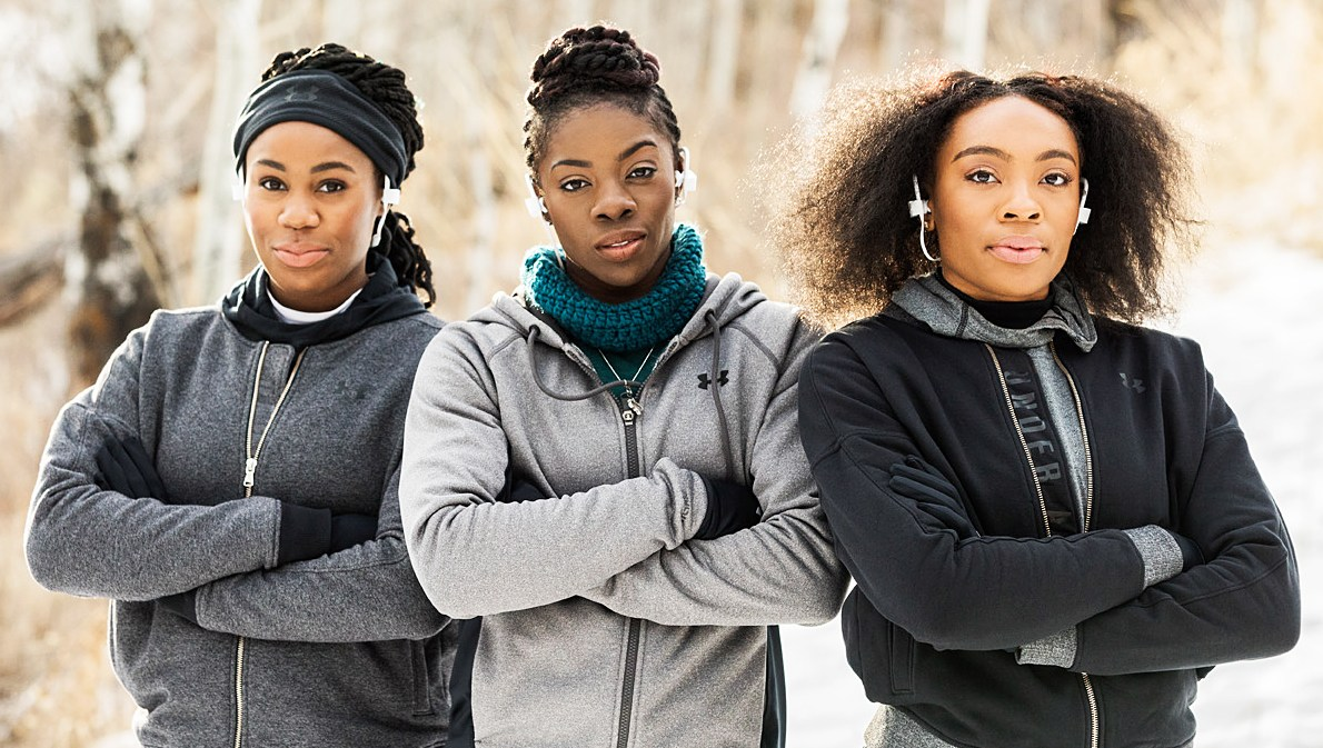 Nigerian Women Bobsled Team Olympics