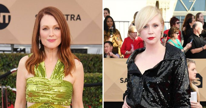 SAG Awards: Best and Wackiest Red Carpet Dresses, Pantsuits and More of All Time