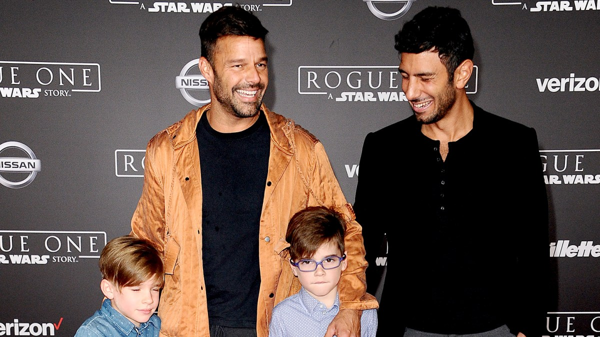 Ricky martin talks raising twins with husband jwan yosef m4hsunfo