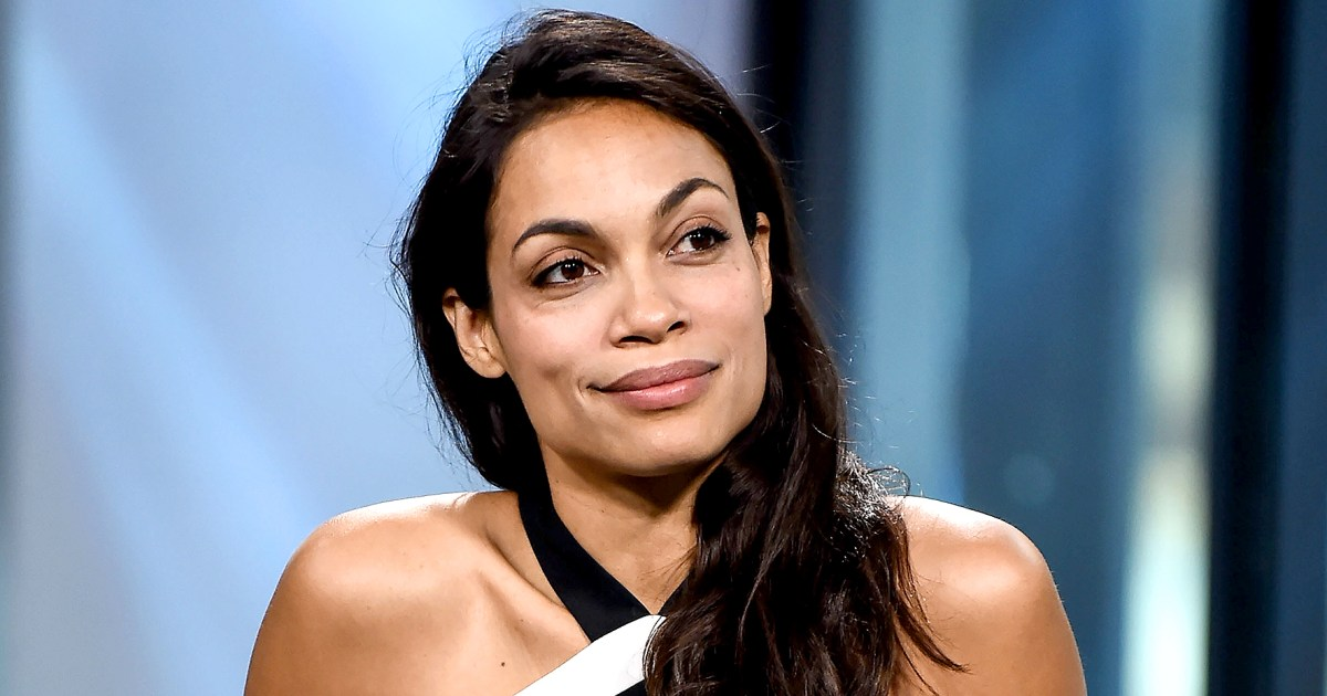 Rosario Dawson Reveals She Was Raped And Molested As A Child