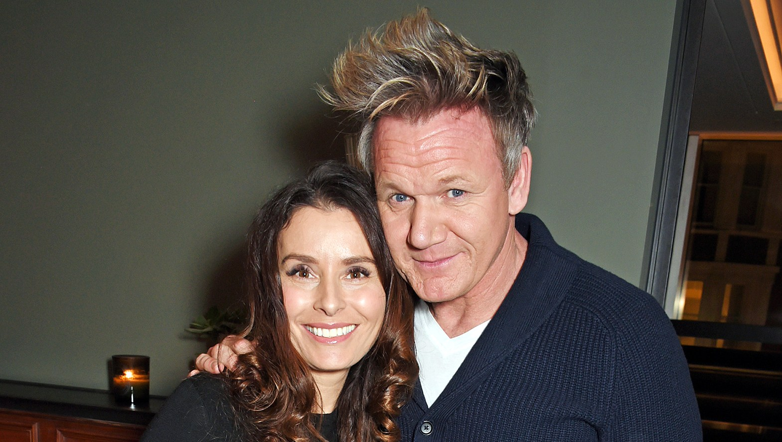 Gordon Ramsay lost weight to save marriage