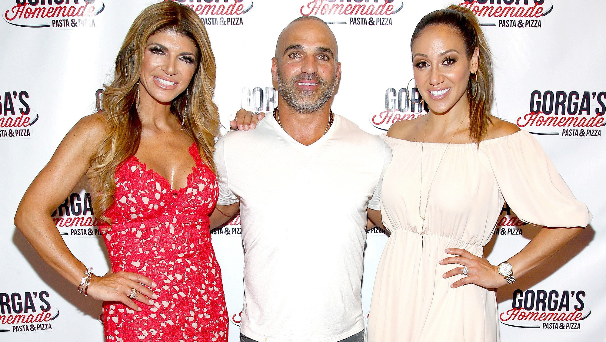 Teresa Giudice, Joe Gorga, Melissa Gorga, Homemade Pasta & Pizza, Restaurant, Closed