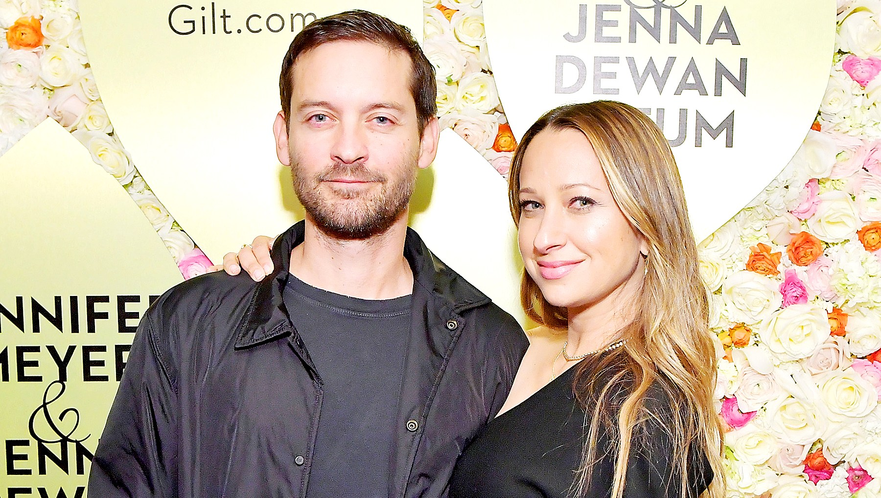 Tobey-Maguire-and-Jennifer-Meyer