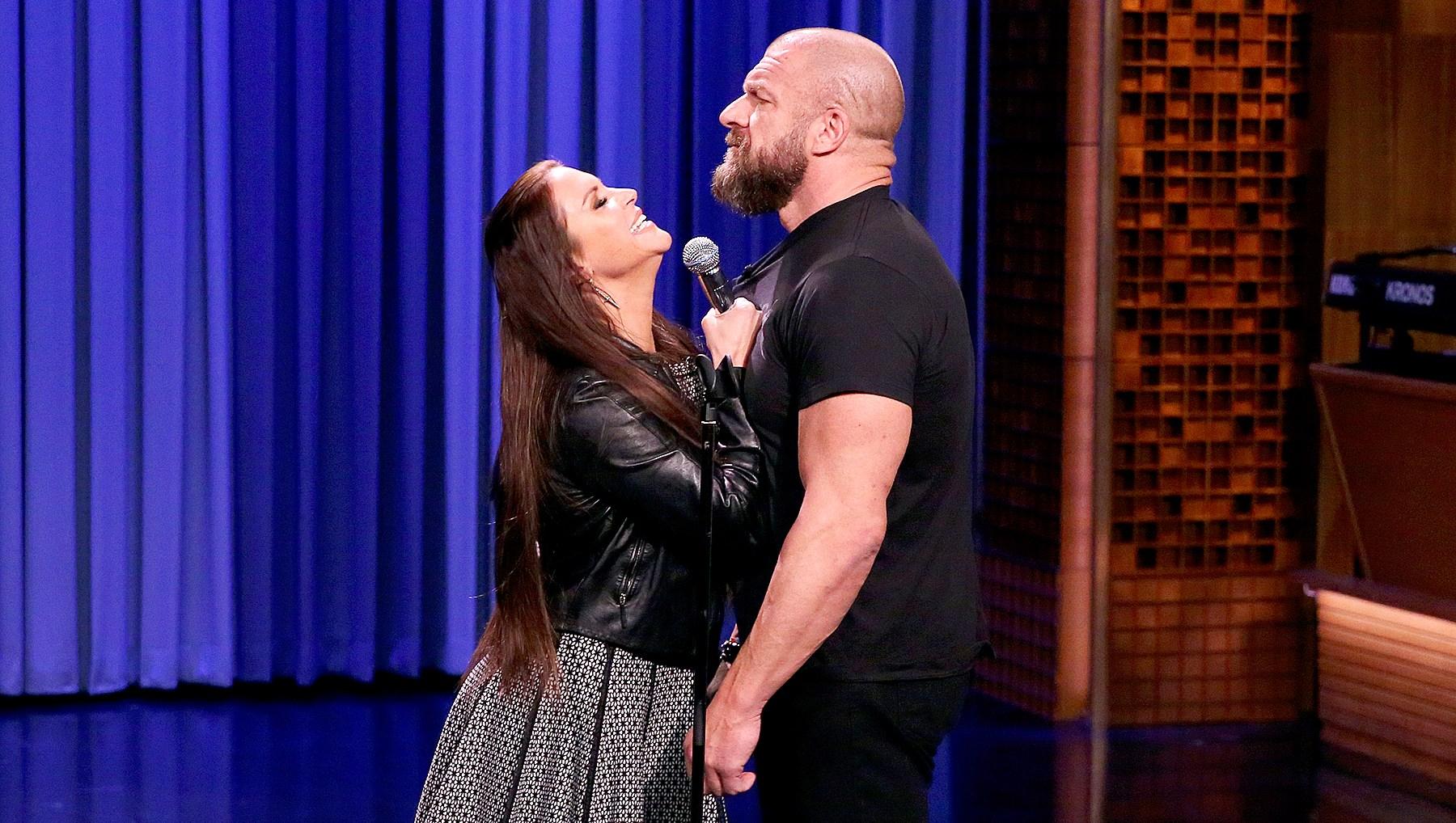 Triple-H-Stephanie-McMahon