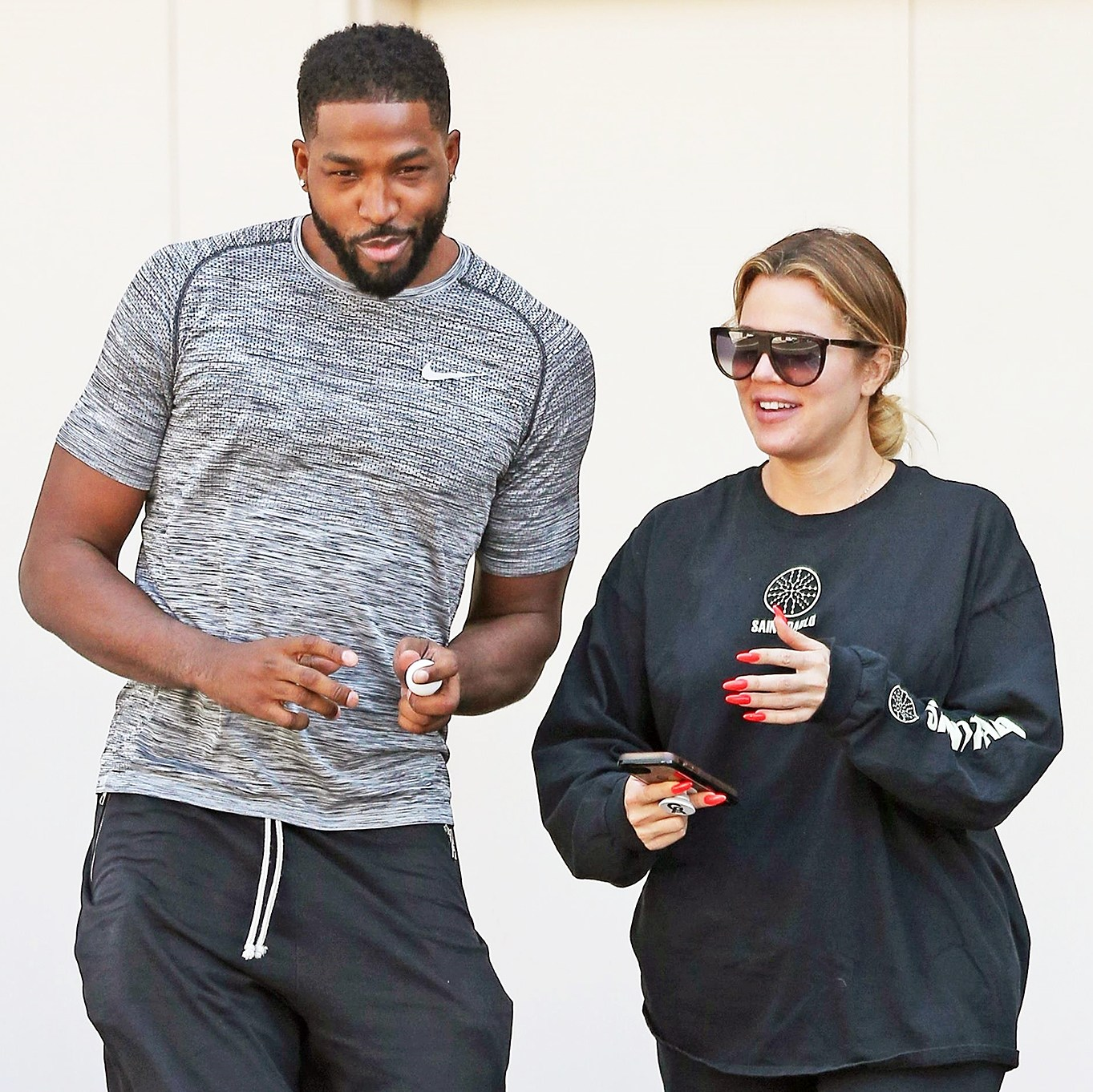 Khloe Kardashian Tristan Thompson pregnant