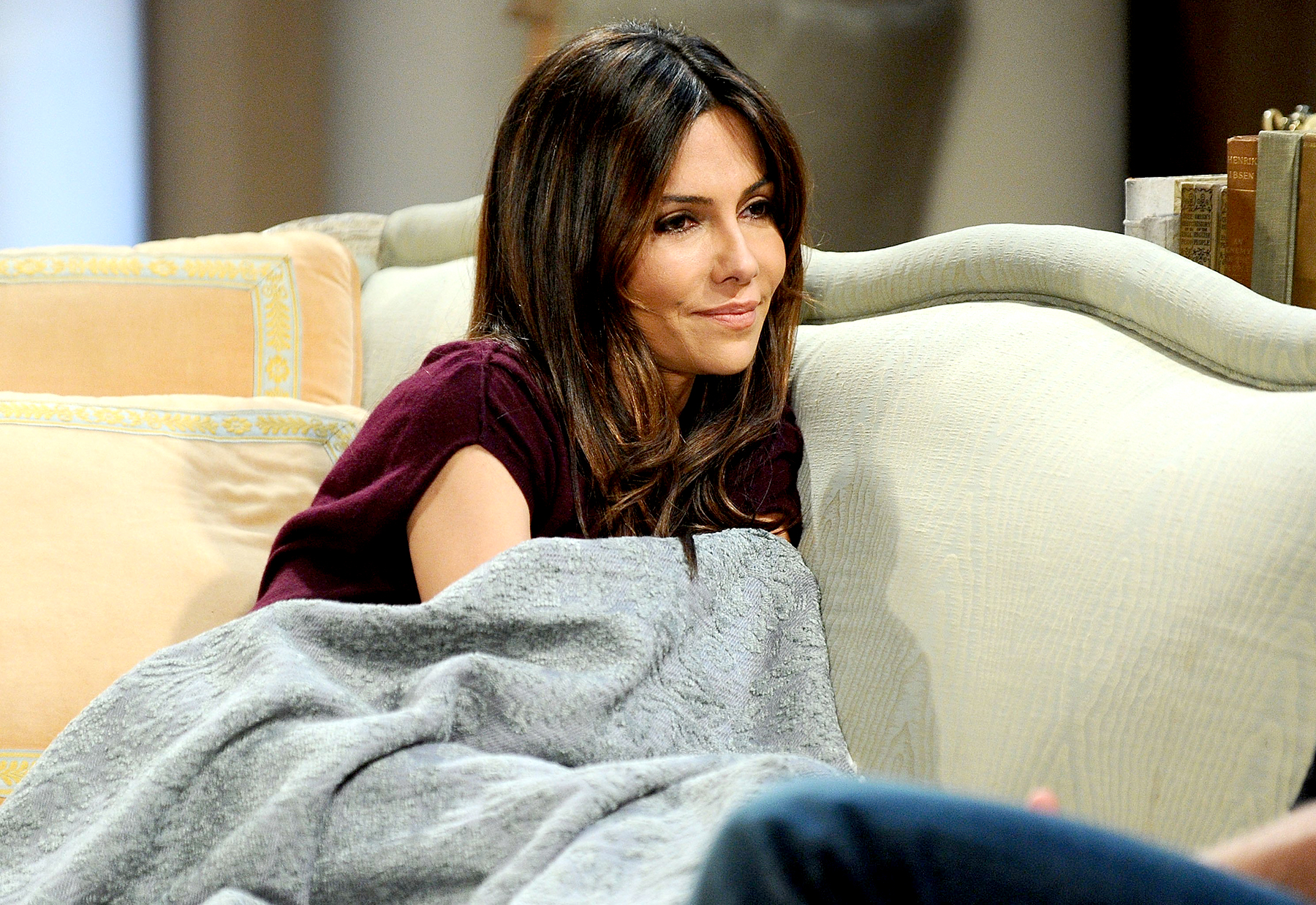 Heartbreak For Vanessa Marcil As She Suffers Miscarriage