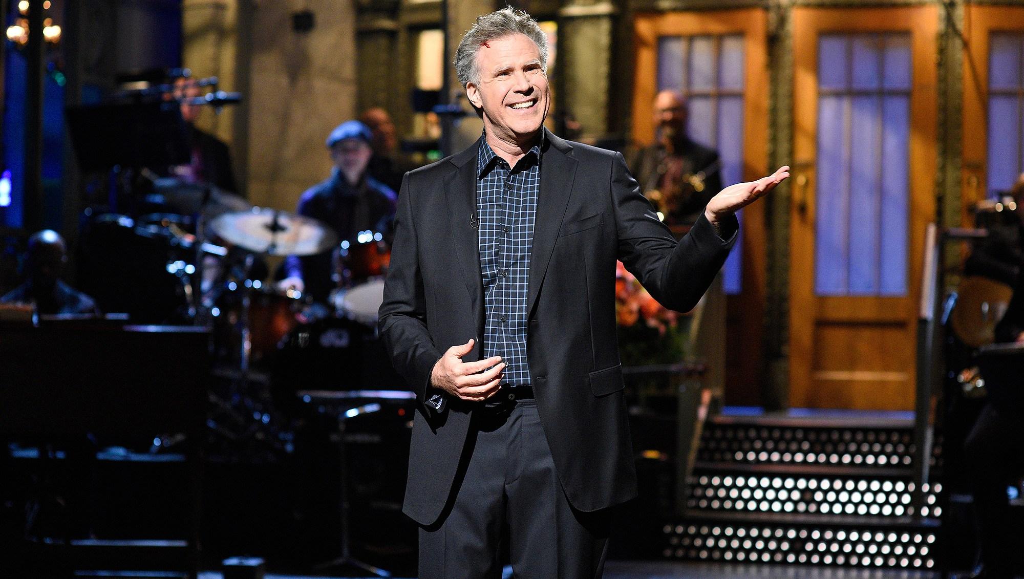 Will Ferrell, Saturday Night Live, Opening Monologue