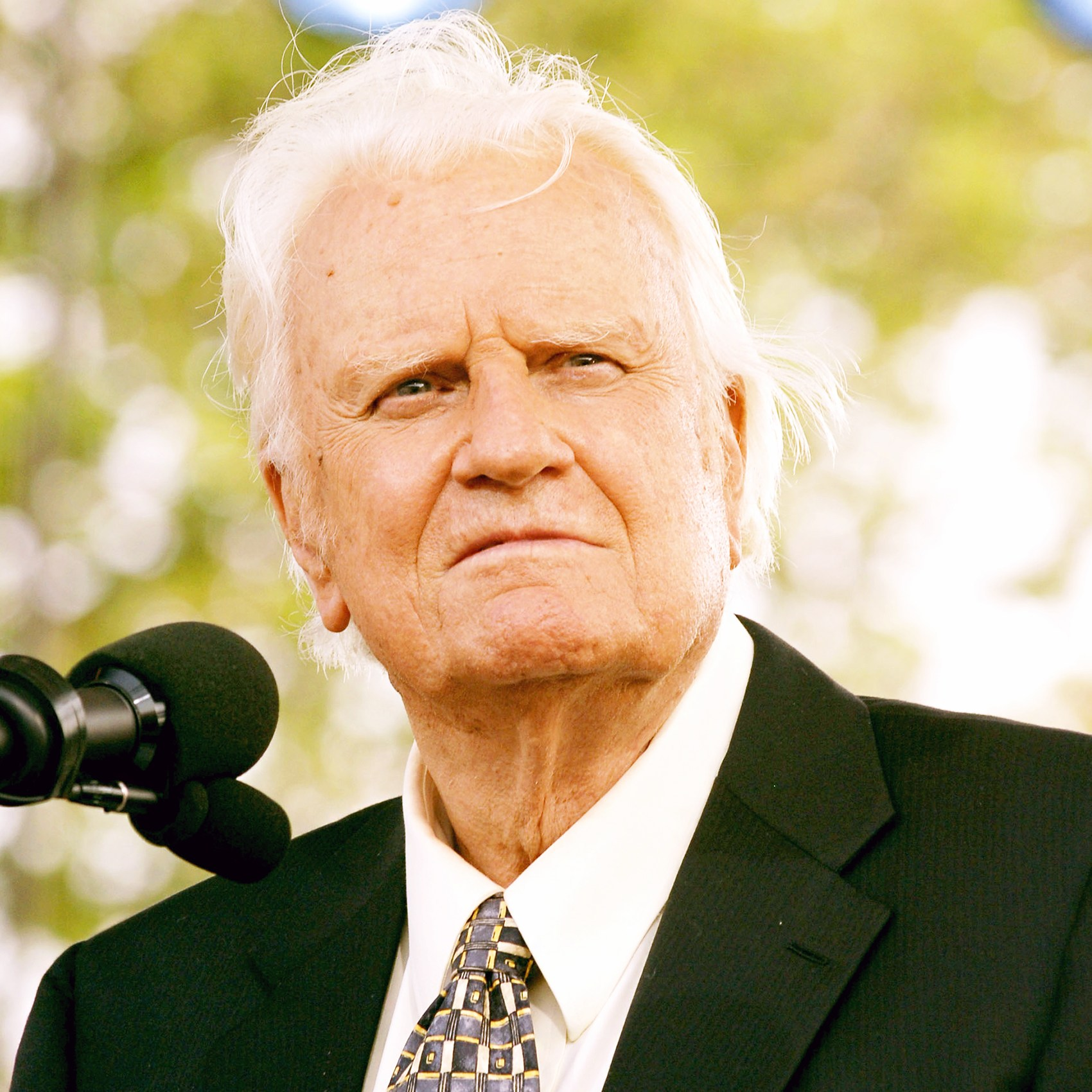 Pastor Billy Graham