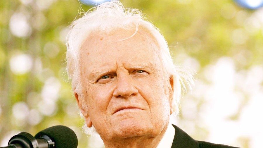 Pastor Billy Graham