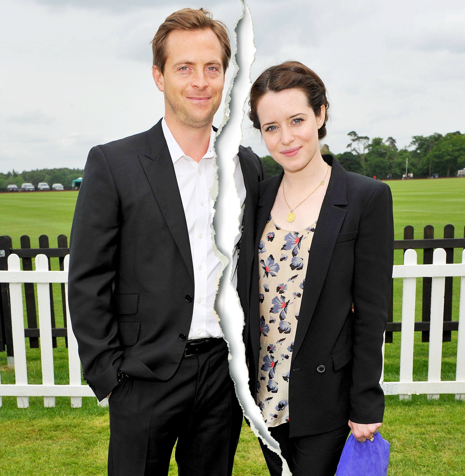 Claire Foy splits from husband