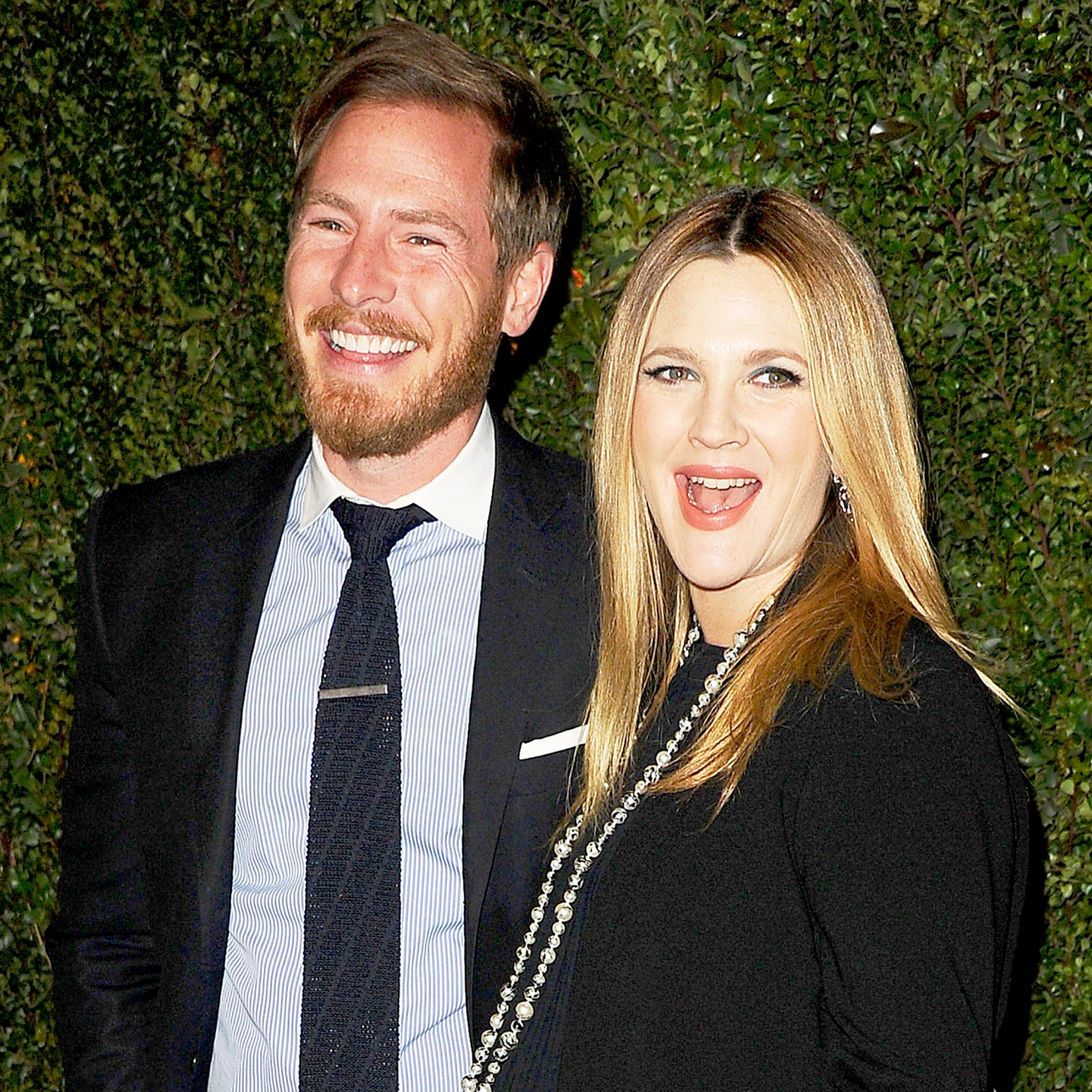 """Drew Barrymore and Will Kopelman attend the 2014 premiere of """"Find It In Everything"""" at Chanel Boutique in Beverly Hills, California."""