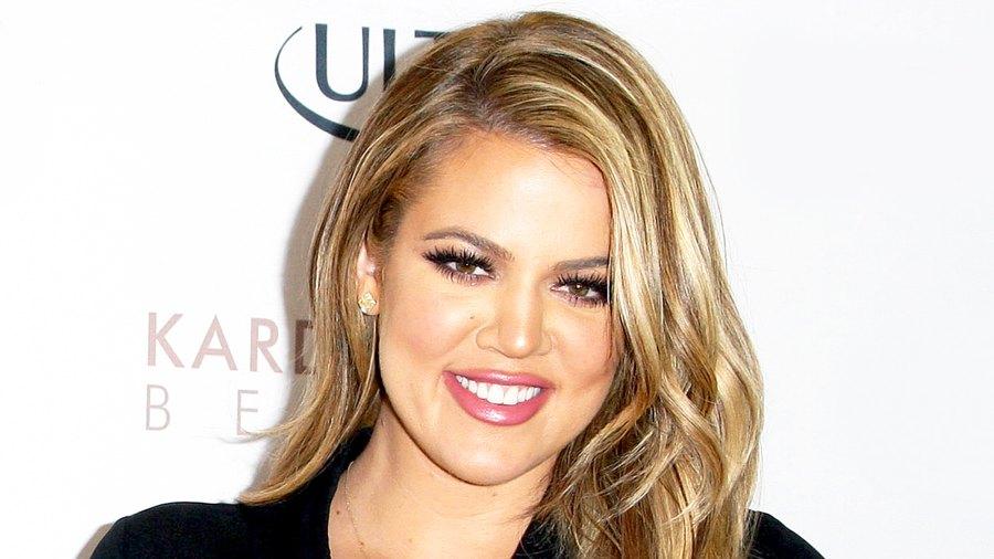 Khloe Kardashian attends the ULTA 2015 Beauty's West Hills store to promote Kardashian Beauty at ULTA Beauty in West Hills, California.