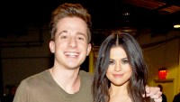 Charlie Puth and Selena Gomez attend Z100's Jingle Ball 2015 at Madison Square Garden in New York City.