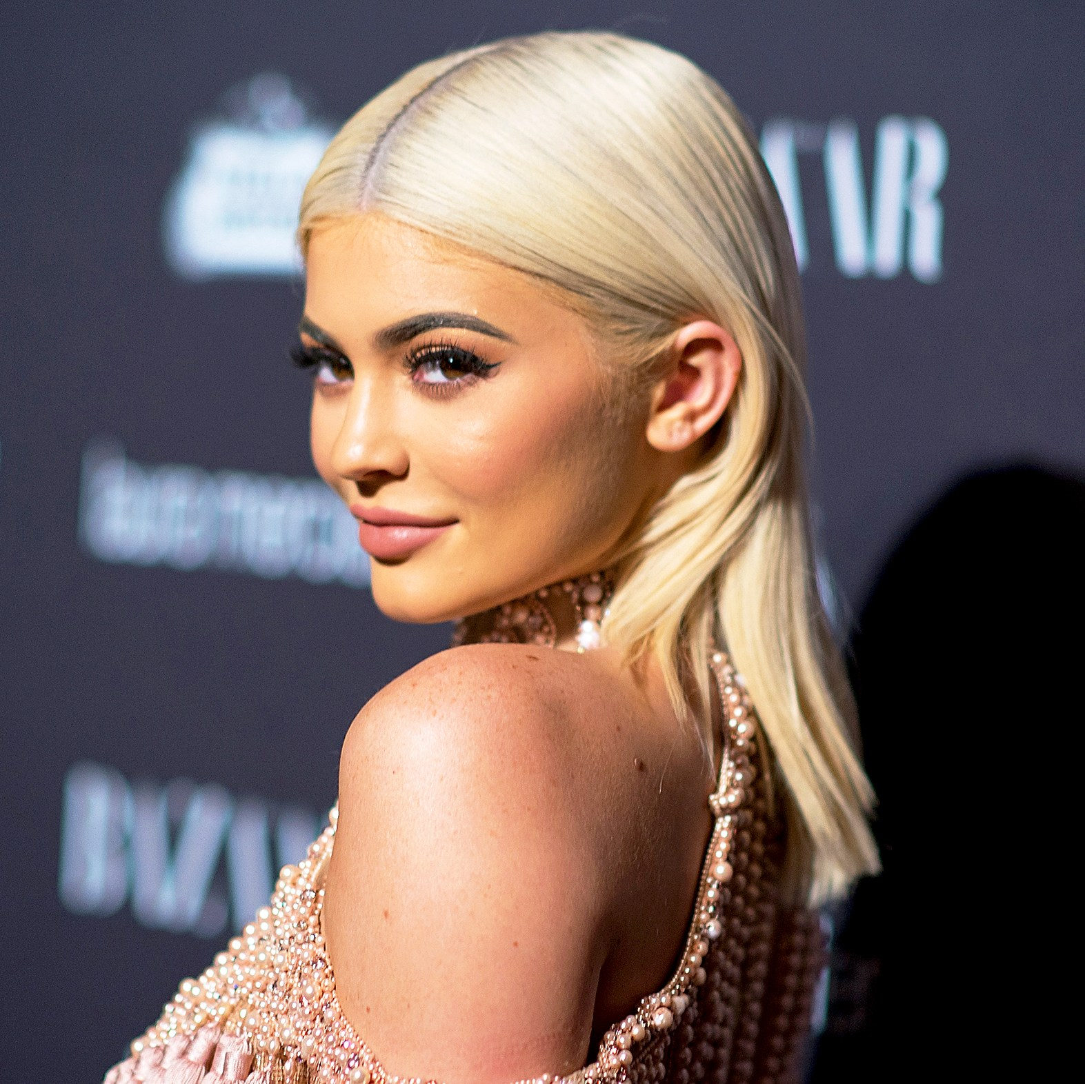 Kylie Jenner attends 'Harper's Bazaar' Celebrates 'ICONS by Carine Roitfeld in 2016.