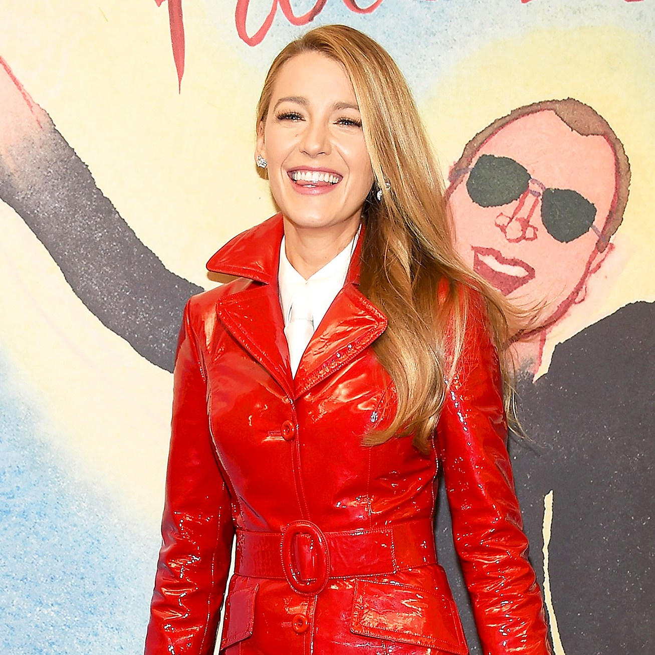 Blake Lively attends the Michael Kors fashion show during 2018 New York Fashion Week at Vivian Beaumont Theatre in New York City.