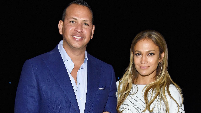 Alex Rodriguez, Jennifer Lopez, One Year Anniversary