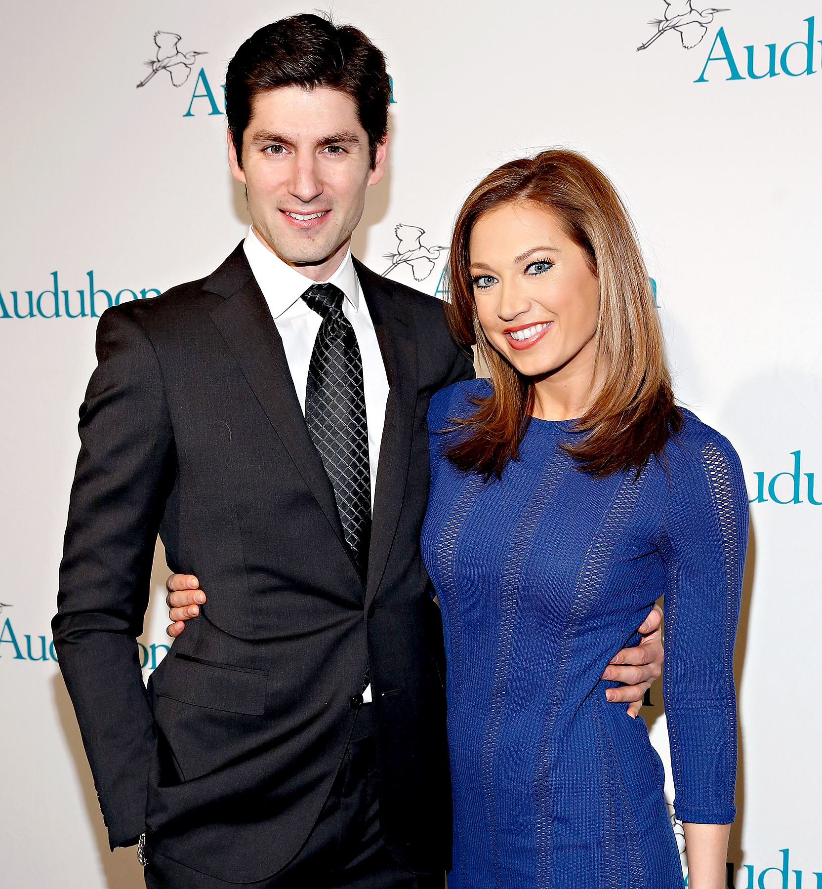 Ginger Zee Welcomes Second Child With Her Husband Ben Aaron