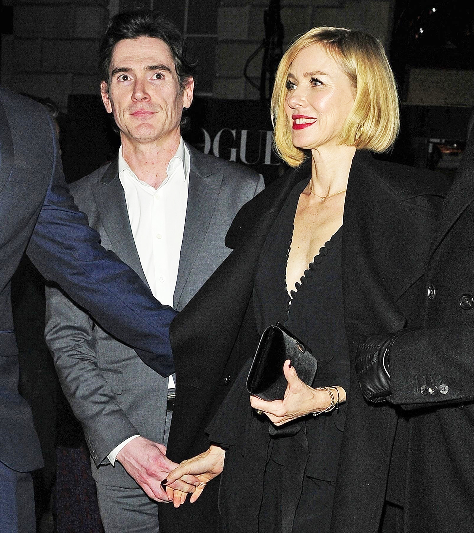 Who is billy crudup dating now