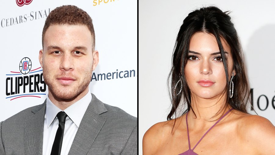 Blake Griffin Kendall Jenner
